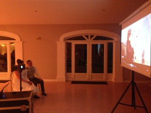 7 moulins videoprojection