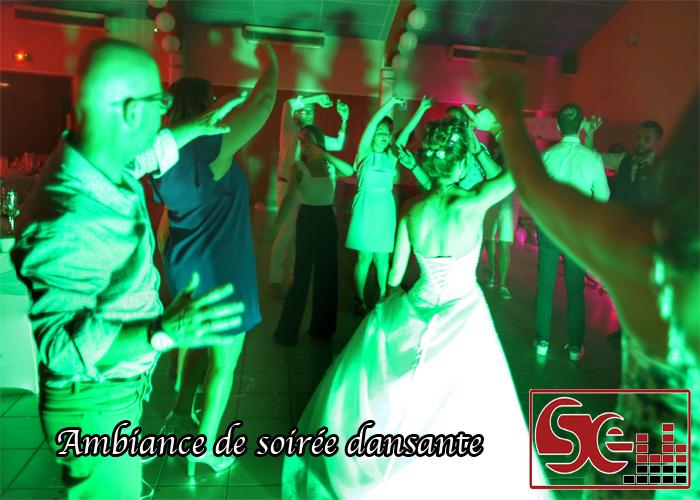 saint martin d oney mariage salle des fetes mise en lumiere dj djette sud evenements sonorisation