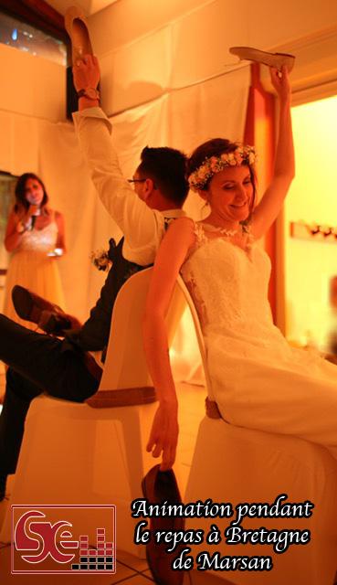 animation repas mont de marsan mariage bretagne de marsan dj sud evenements sonorisation mise en lumiere elle et lui pays basque landes salle des fetes