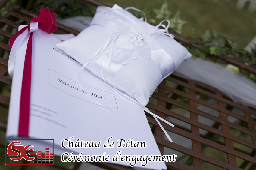 Mariage. chateau de betan beylongue