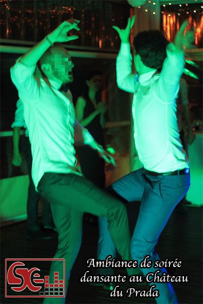ambiance de danse soiree dansante piste de danse animation mariage dj djette sud evenements sonorisation chateau du prada dax saint lon les mines landes sud ouest
