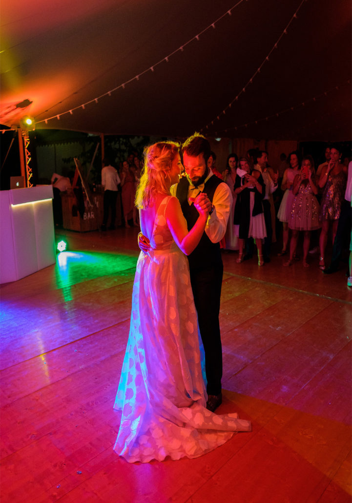 premiere danse ouverture de bal maries dj djette sud evenements sonorsation mariage