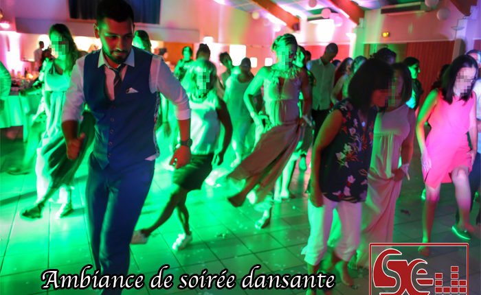 soiree dansante piste de danse dj djette sud evenements sonorisation mariage wedding mont de marsan landes pays basque bearn