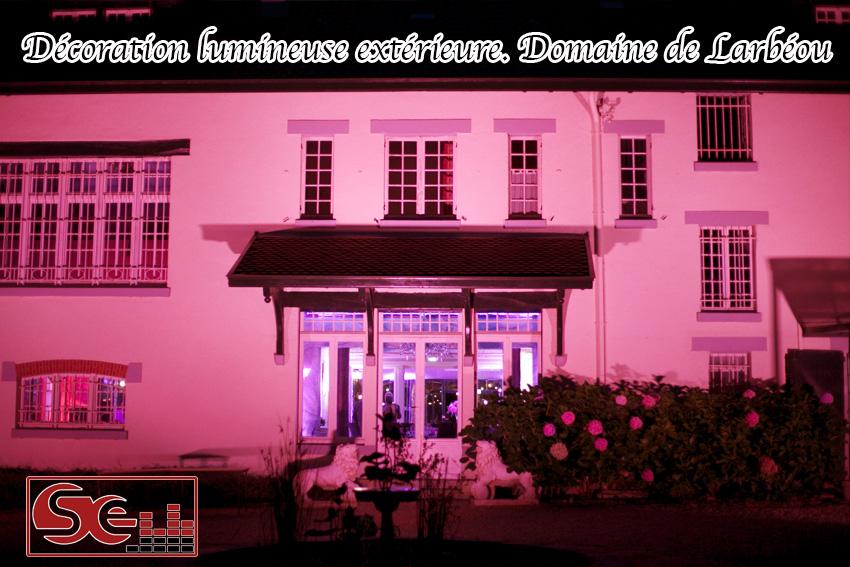 Mariage. Domaine de Larbeou. Maison de maître