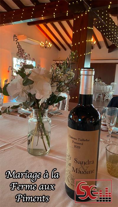 domaine de reception pays basque mariage ferme aux piments sonorisation mariage sud evenements dj