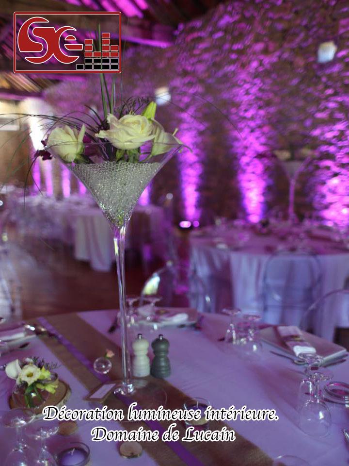 decoration domaine de lucain gan dj mariage pau sud evenements sono