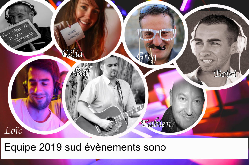 sud evenements sonorisation equipe pau bayonne landes pays basque bearn animation dj