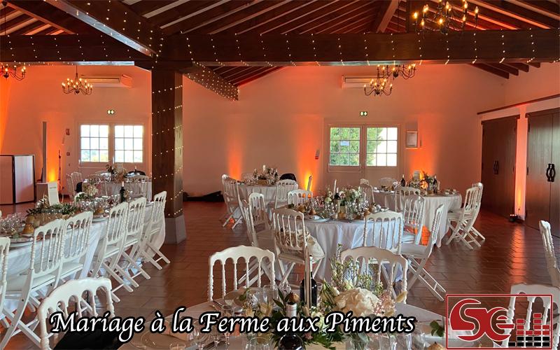mariage dj djette animation sonorisation musique salle de reception pays basque