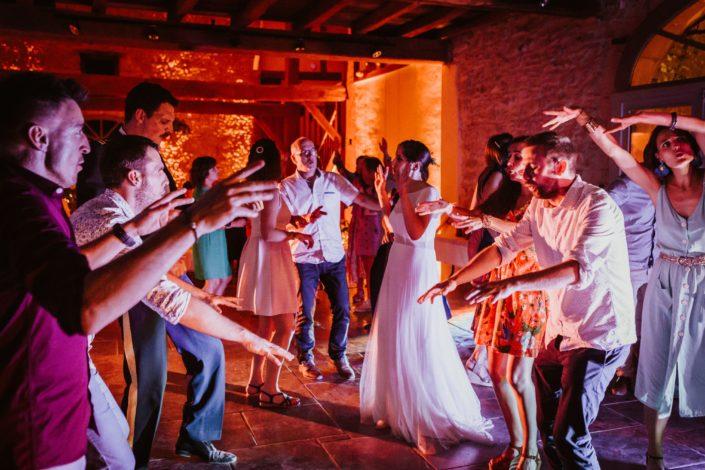 piste de danse ambiance musique dj sud evenements sonorsation mariage wedding