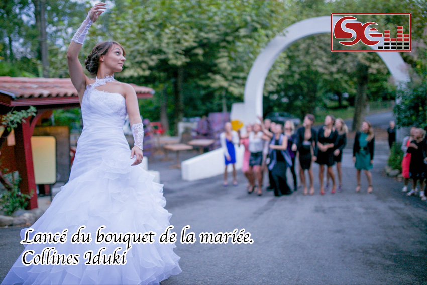 Mariage. Collines Iduki