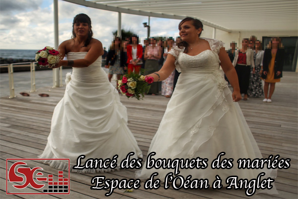 espace de l ocean mariage dj sud evenements sonorisation animations dj djette mariage pays basque anglet bayonne sud landes bearn pau domaine de reception wedding mise en lumiere lance du bouquet