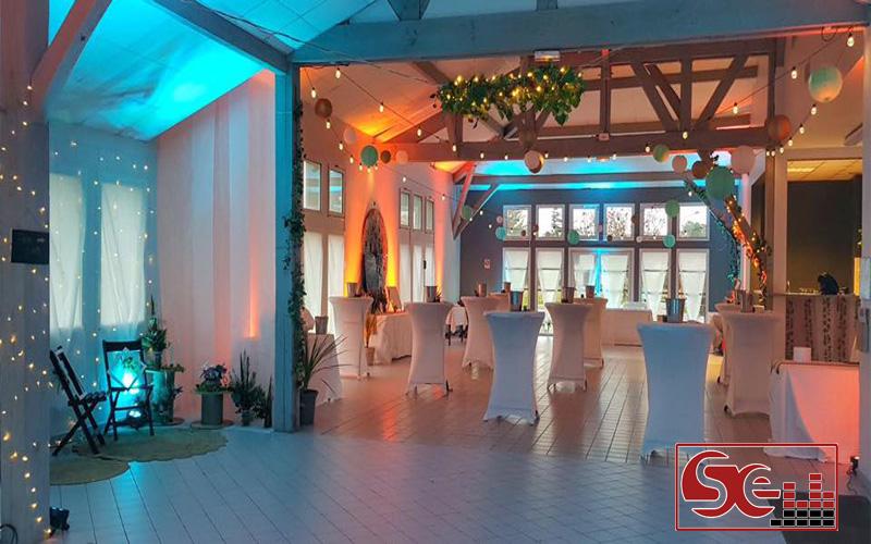 sud evenements animation sonorisation décoration lumineuse salle des fetes de messanges dj mariage son musique ambiance