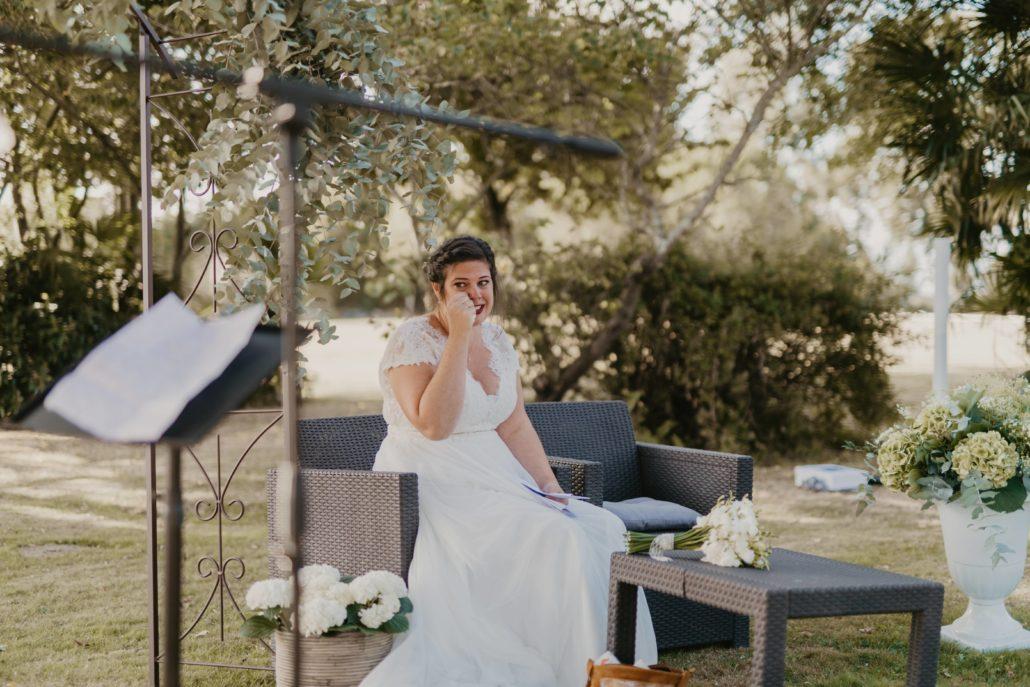 discours mariage emotion ceremonie laique maries heureux dj djette sud evenements sonorisation chateau du prada