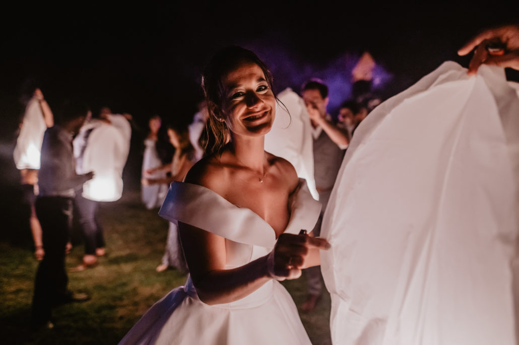 sud evenements sonorisation animation mariage wedding chateau du prada lanternes