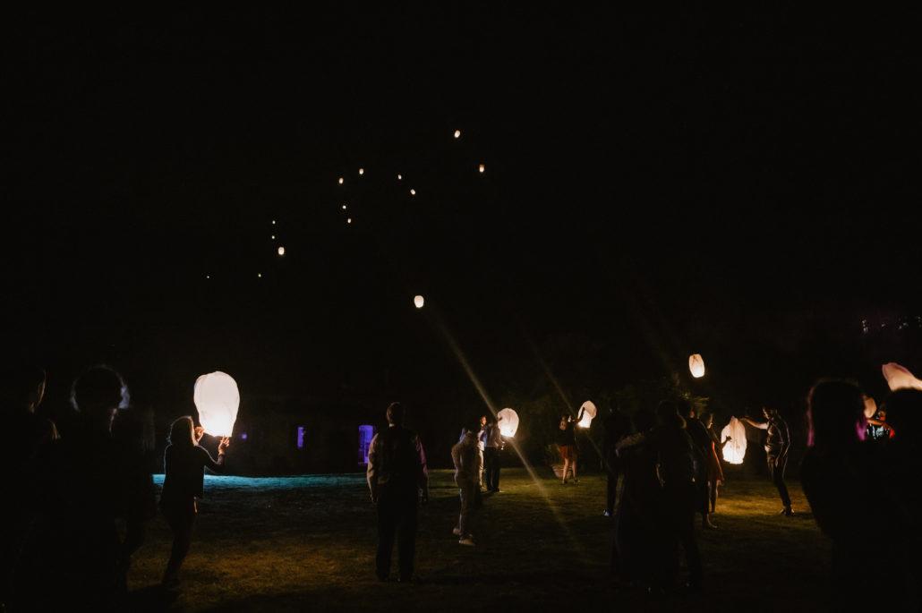 idees animation mariage lanternes animateur musique sud evenements sonorisation prada landes pays basque bearn