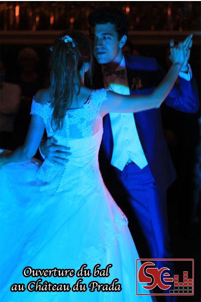 soiree dansante maries dj sud evenements sonorisation djette mariage animation animateur traiteur photographe mariages ouverture de bal mise en lumiere dax saint lon les mines chateau du prada aquiaine sud ouest