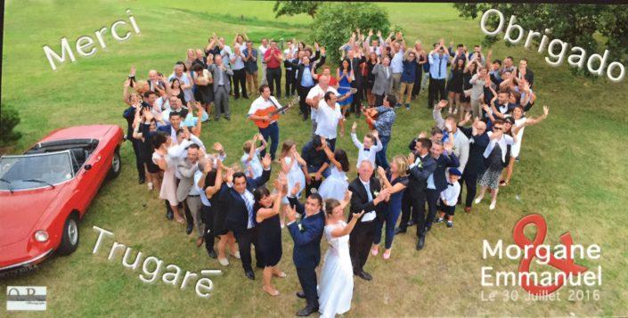 mariage 30 juillet domaine de Tilh