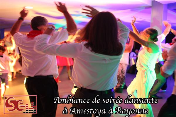 soiree dansante salle amestoya bayonne dj djette sud evenements sonorisation mariage wedding pays basque bayonne anglet biarritz hossegor capbreton pau dax mont de marsan bisacarosse mimizan sud landes bearn piste de danse