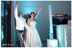zubi tiiki entrée mariés